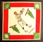 1914 B18 Blankets #46  Howard Shanks  Front Thumbnail