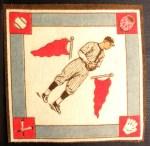 1914 B18 Blankets #75 RB Max Carey   Back Thumbnail