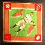 1914 B18 Blankets #25   Fritz Maisel  Back Thumbnail