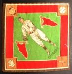 1914 B18 Blankets #57 GI Jake Daubert   Front Thumbnail