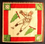 1914 B18 Blankets #45   Ray Morgan Back Thumbnail