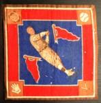 1914 B18 Blankets #62 BLU Casey Stengel   Front Thumbnail