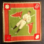 1914 B18 Blankets #36 GI  Jimmy Walsh  Back Thumbnail