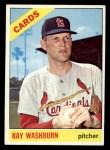 1966 Topps #399  Ray Washburn  Front Thumbnail
