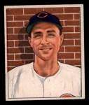 1950 Bowman #197  John Wyrostek  Front Thumbnail
