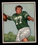 1950 Bowman #114  Chet Mutryn  Front Thumbnail