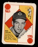 1951 Topps Red Back #14   Wayne Terwilliger Front Thumbnail