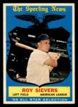 1959 Topps #566  All-Star  -  Roy Sievers Front Thumbnail