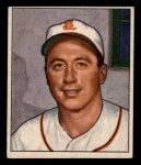 1950 Bowman #249  George Stirnweiss  Front Thumbnail