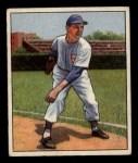 1950 Bowman #24   Johnny Schmitz Front Thumbnail