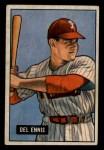 1951 Bowman #4  Del Ennis  Front Thumbnail