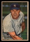 1952 Bowman #37  Vic Raschi  Front Thumbnail