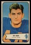 1954 Bowman #127  Joe Koch  Front Thumbnail