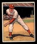 1950 Bowman #68  Curt Simmons  Front Thumbnail