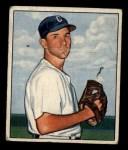 1950 Bowman #38  Bill Wight  Front Thumbnail