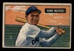 1951 Bowman #12  Hank Majeski  Front Thumbnail