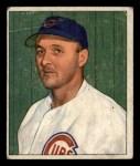 1950 Bowman #170  Emil Leonard  Front Thumbnail