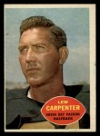 1960 Topps #53  Lew Carpenter  Front Thumbnail