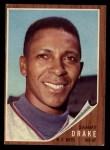 1962 Topps #162 A Sammy Drake  Front Thumbnail
