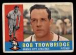 1960 Topps #66   Bob Trowbridge Front Thumbnail