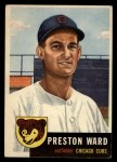 1953 Topps #173  Preston Ward  Front Thumbnail