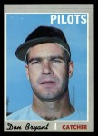 1970 Topps #473   Don Bryant Front Thumbnail