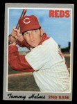 1970 Topps #159   Tommy Helms Front Thumbnail