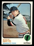 1973 Topps #353  Steve Brye  Front Thumbnail