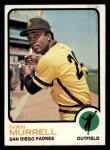 1973 Topps #409   Ivan Murrell Front Thumbnail