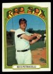 1972 Topps #30   Rico Petrocelli Front Thumbnail