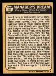 1968 Topps #480  Manager's Dream  -  Tony Oliva / Leo 'Chico' Cardenas / Roberto Bob Clemente Back Thumbnail