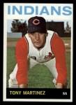 1964 Topps #404  Tony Martinez  Front Thumbnail