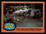 1977 Topps Star Wars #295  Han and the Rebel Pilots  Front Thumbnail