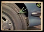 1966 Donruss Green Hornet #41  Dart puncturing tire  Front Thumbnail