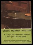 1966 Donruss Green Hornet #18   I've got you Back Thumbnail