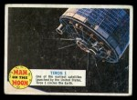 1969 Topps Man on the Moon #18 A Tiros 1  Front Thumbnail
