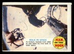 1969 Topps Man on the Moon #32 A  Walk In Space Front Thumbnail