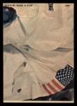 1969 Topps Man on the Moon #26 A  Zero Gravity Back Thumbnail