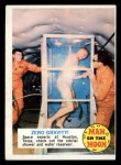 1969 Topps Man on the Moon #26 A Zero Gravity  Front Thumbnail
