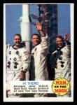 1969 Topps Man on the Moon #51 B Hi There James McDivitt / David Scott / Russell Schweickart Front Thumbnail