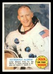 1969 Topps Man on the Moon #52 B Astronaut Aldrin  -  Edwin Aldrin Front Thumbnail