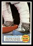 1970 Topps Man on the Moon #11 A Armstrong's Moon Shoes  Front Thumbnail