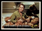 1976 Topps Star Trek #85  The Trouble with Tribbles  Front Thumbnail