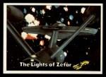 1976 Topps Star Trek #82  The Lights of Zetar  Front Thumbnail