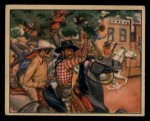 1940 Gum Inc. Lone Ranger #15  The Tree Trap  Front Thumbnail