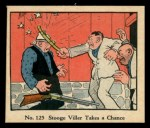 1931 Johnson Candy Dick Tracy #125   Stooge Viller Takes Chance Front Thumbnail