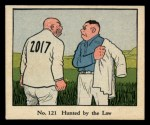1931 Johnson Candy Dick Tracy #121   Hunted by the Law Front Thumbnail