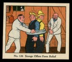 1931 Johnson Candy Dick Tracy #126   Stooge Offers Farm Relief Front Thumbnail