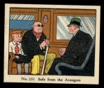 1931 Johnson Candy Dick Tracy #131  Safe From the Avengers  Front Thumbnail