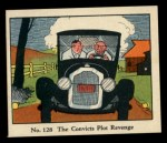 1931 Johnson Candy Dick Tracy #128   The Convicts Plot Revenge Front Thumbnail